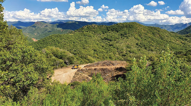 The Northern Miner: Minera Alamos begins construction of Santana mine